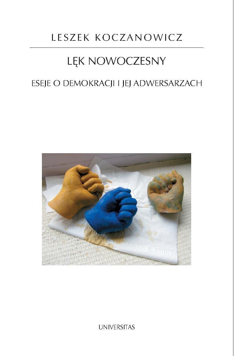 Lęk nowoczesny - Ebook (Książka PDF) do pobrania w formacie PDF