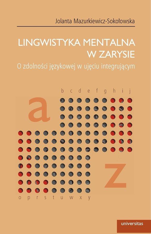 Lingwistyka mentalna w zarysie - Ebook (Książka PDF) do pobrania w formacie PDF