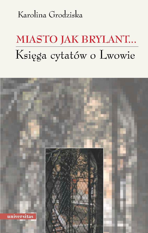 Miasto jak brylant... - Ebook (Książka PDF) do pobrania w formacie PDF