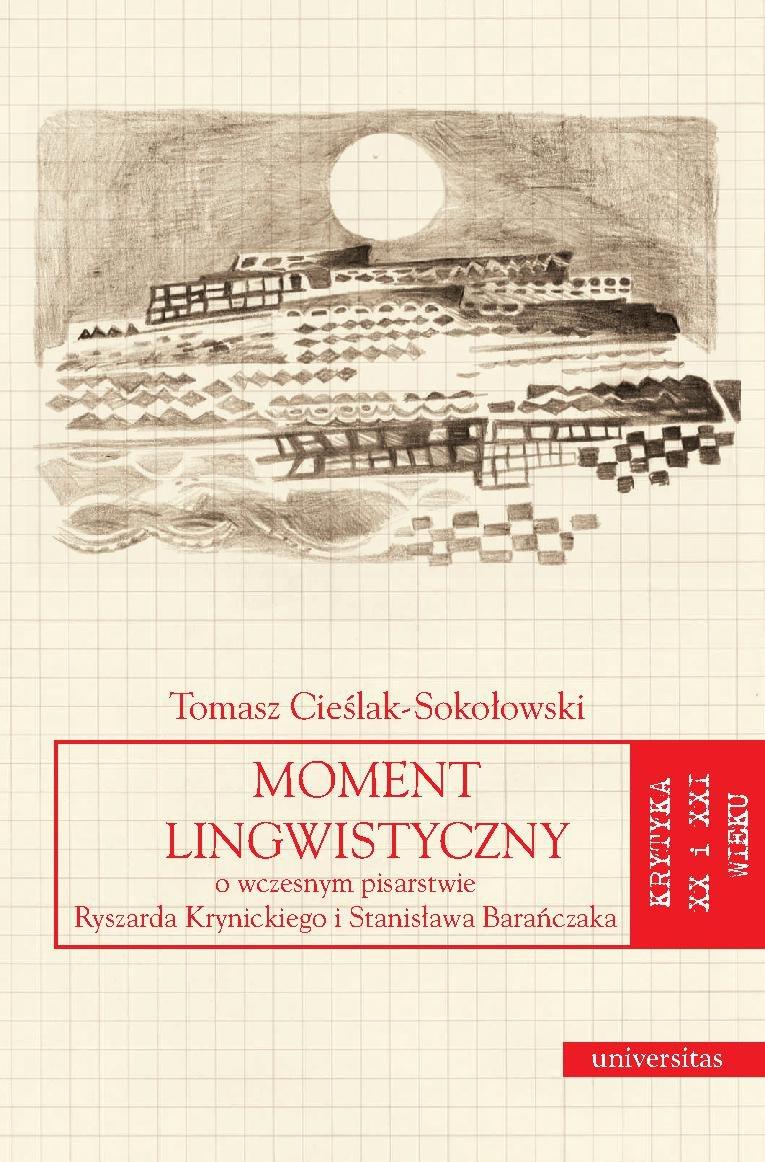 Moment lingwistyczny - Ebook (Książka PDF) do pobrania w formacie PDF