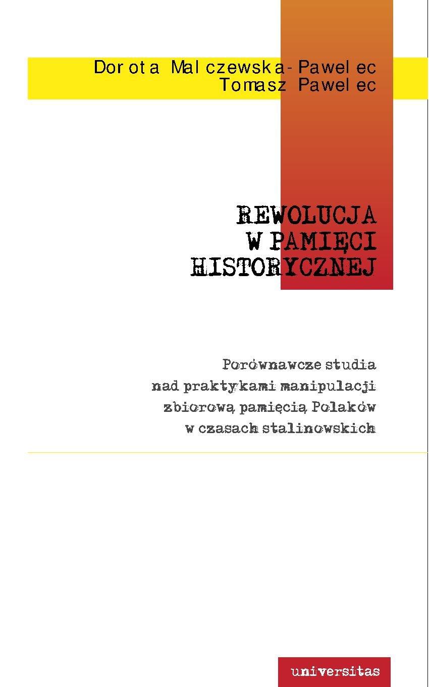 Rewolucja w pamięci historycznej - Ebook (Książka PDF) do pobrania w formacie PDF