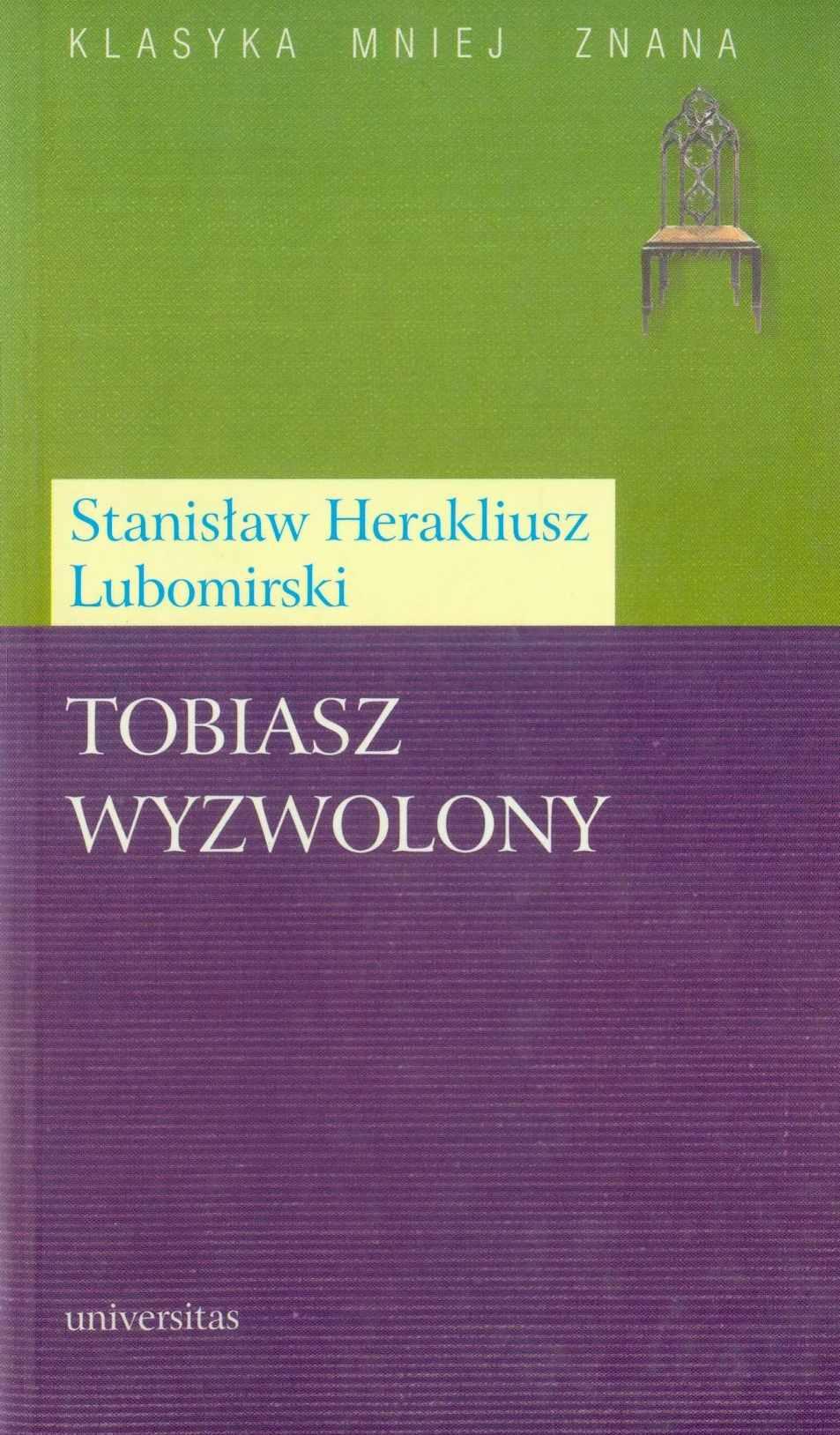Tobiasz wyzwolony - Ebook (Książka PDF) do pobrania w formacie PDF