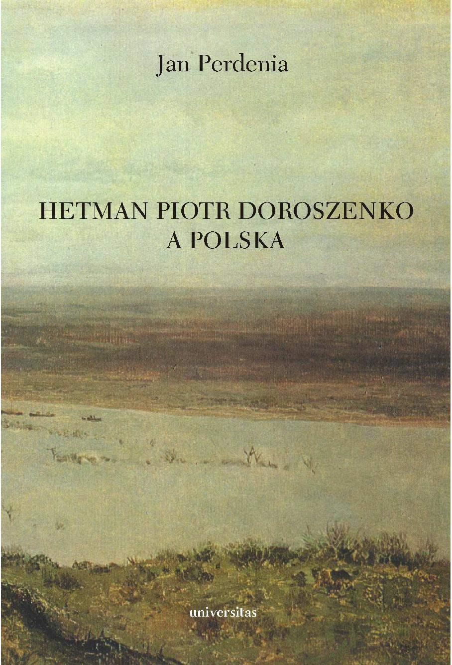 Hetman Piotr Doroszenko a Polska - Ebook (Książka PDF) do pobrania w formacie PDF