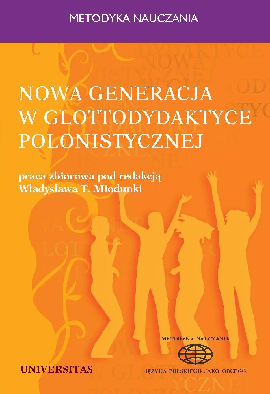 Nowa generacja w glottodydaktyce polonistycznej - Ebook (Książka PDF) do pobrania w formacie PDF