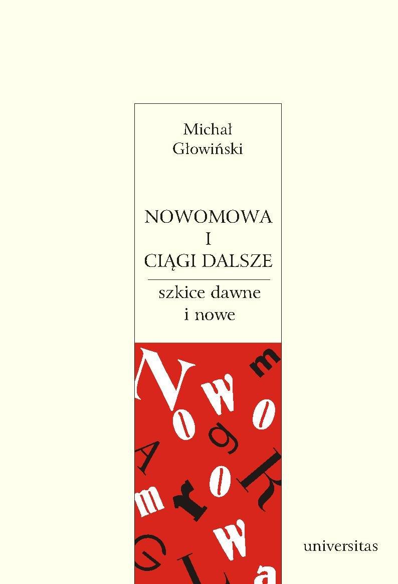 Nowomowa i ciągi dalsze - Ebook (Książka PDF) do pobrania w formacie PDF