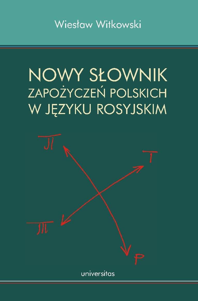 Nowy słownik zapożyczeń polskich w języku rosyjskim - Ebook (Książka PDF) do pobrania w formacie PDF