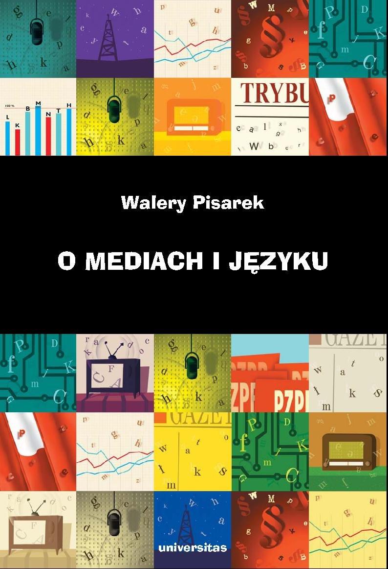 O mediach i języku - Ebook (Książka PDF) do pobrania w formacie PDF