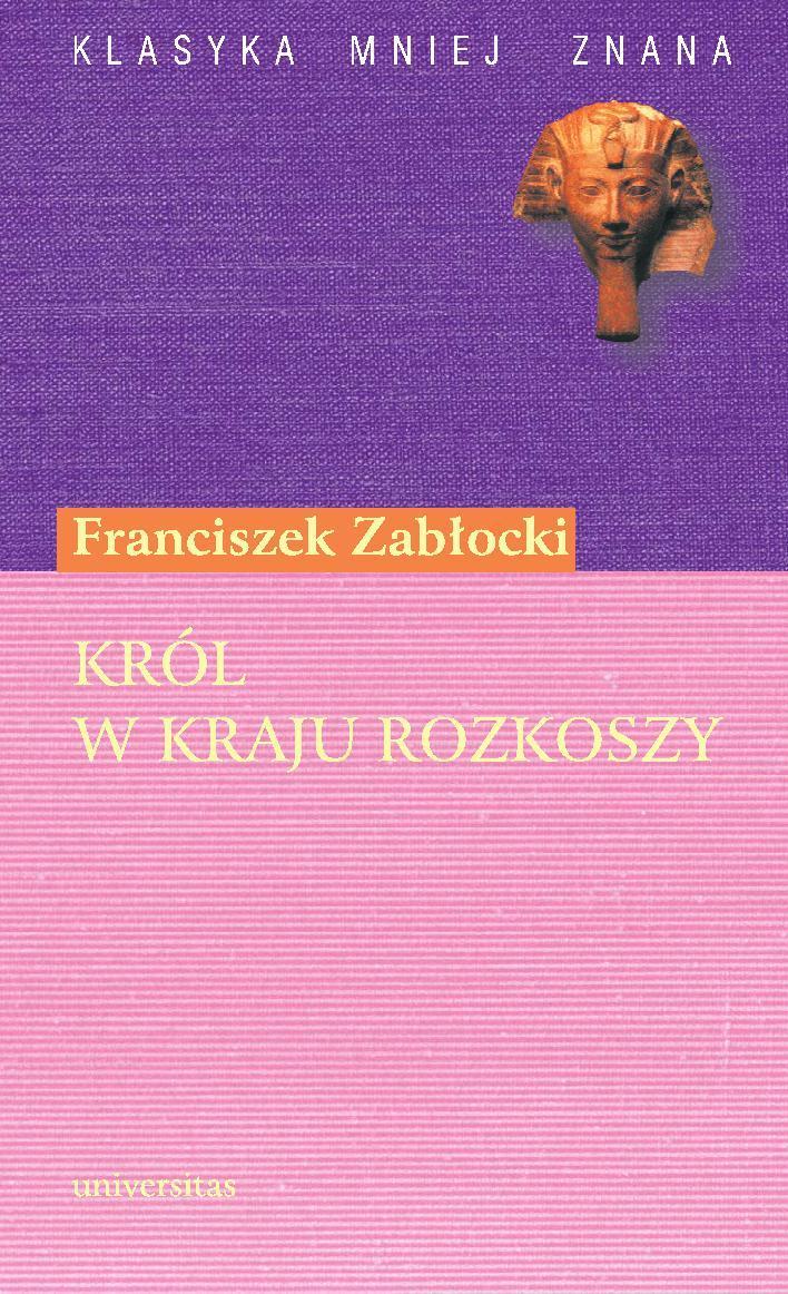 Król w kraju rozkoszy - Ebook (Książka PDF) do pobrania w formacie PDF