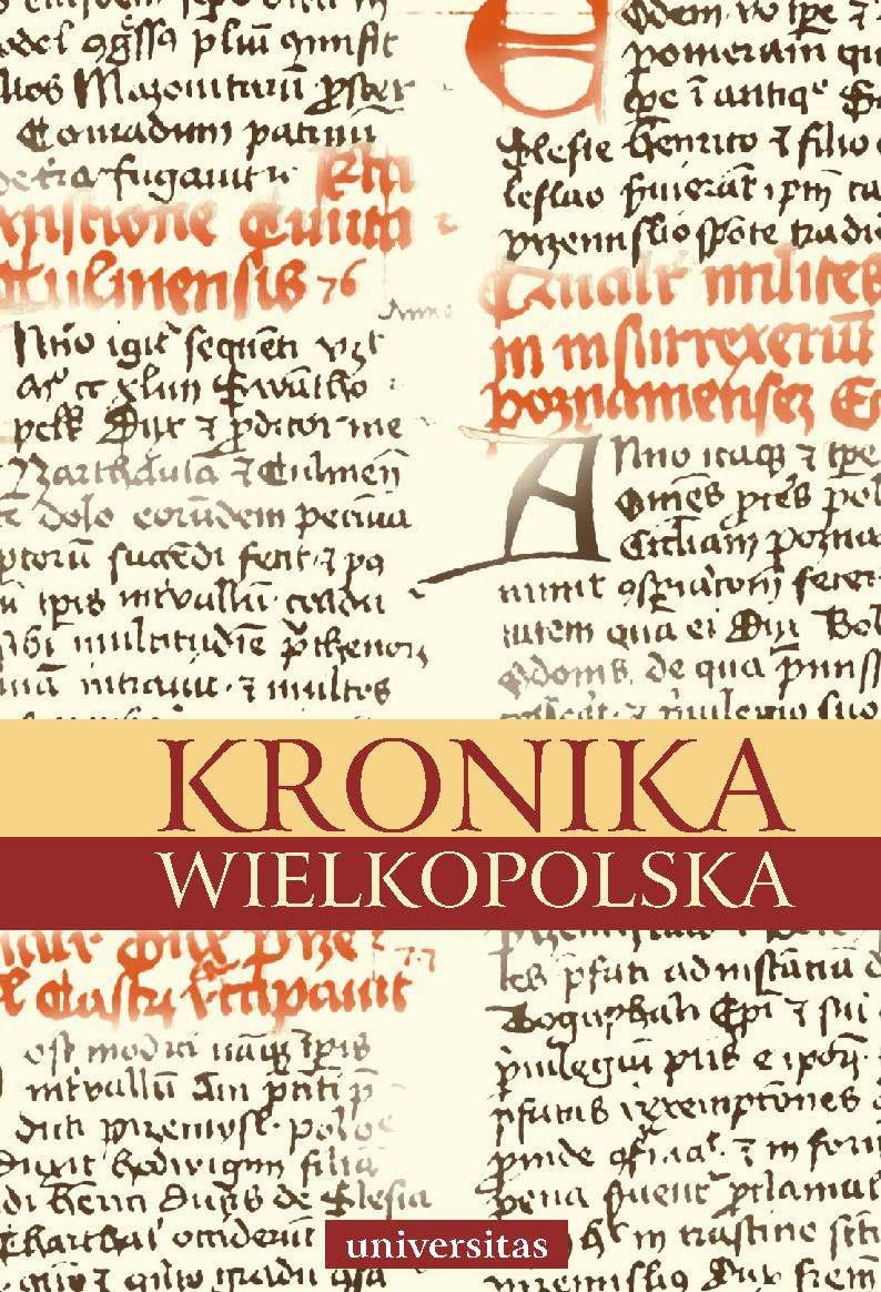 Kronika wielkopolska - Ebook (Książka PDF) do pobrania w formacie PDF