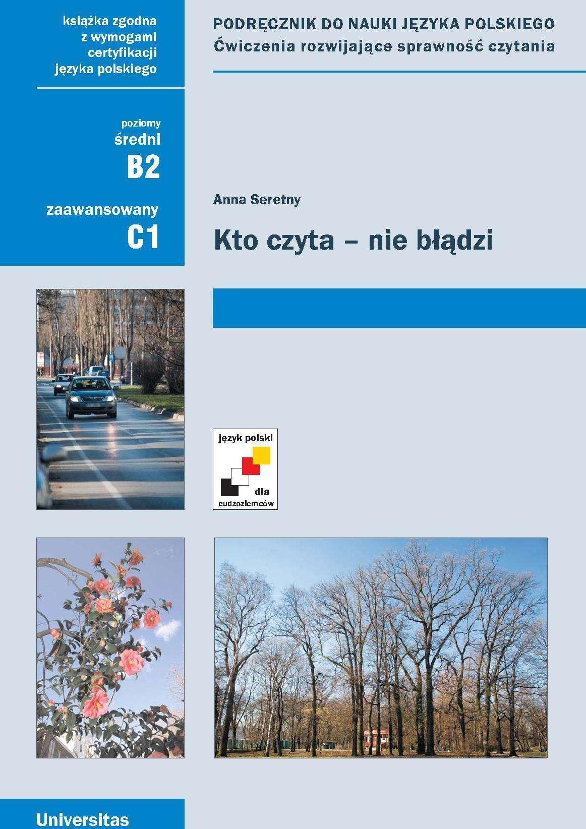 Kto czyta, nie błądzi - Ebook (Książka PDF) do pobrania w formacie PDF