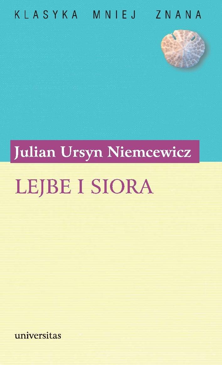 Lejbe i Siora - Ebook (Książka PDF) do pobrania w formacie PDF