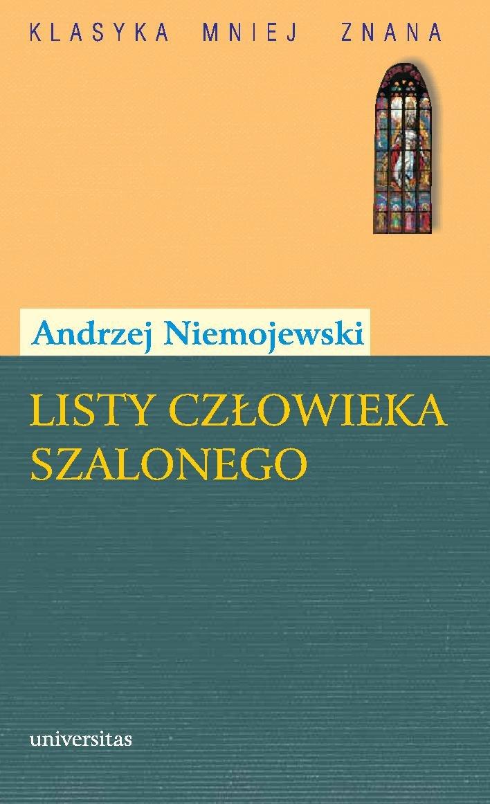 Listy człowieka szalonego - Ebook (Książka PDF) do pobrania w formacie PDF