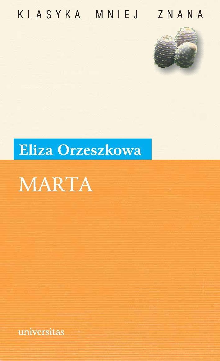 Marta - Ebook (Książka PDF) do pobrania w formacie PDF