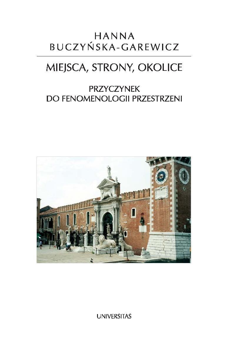 Miejsca, strony, okolice - Ebook (Książka PDF) do pobrania w formacie PDF
