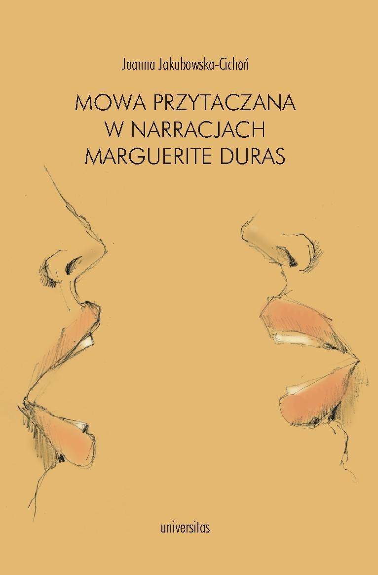 Mowa przytaczana w narracjach Marguerite Duras - Ebook (Książka PDF) do pobrania w formacie PDF