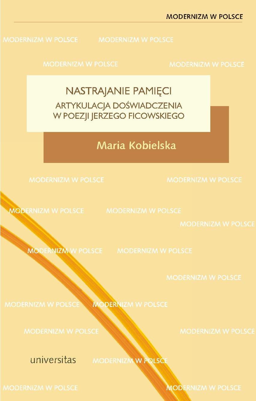 Nastrajanie pamięci - Ebook (Książka PDF) do pobrania w formacie PDF