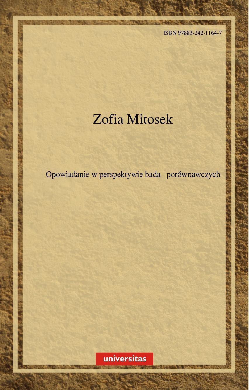 Opowiadanie w perspektywie badań porównawczych - Ebook (Książka PDF) do pobrania w formacie PDF