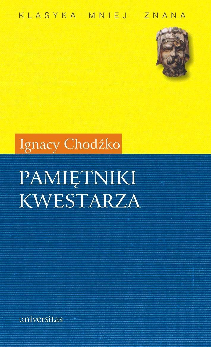 Pamiętniki kwestarza - Ebook (Książka PDF) do pobrania w formacie PDF
