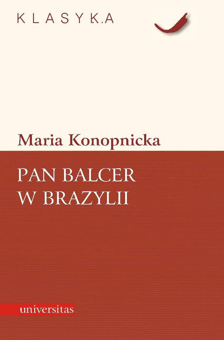 Pan Balcer w Brazylii - Ebook (Książka PDF) do pobrania w formacie PDF