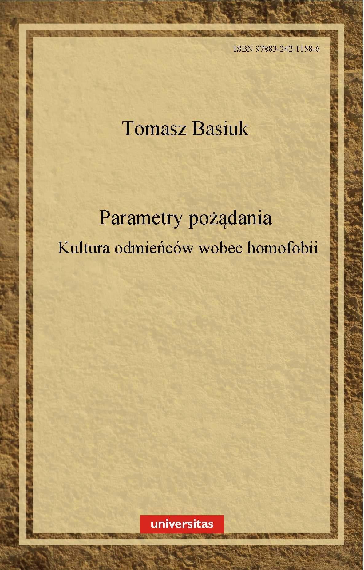 Parametry pożądania - Ebook (Książka PDF) do pobrania w formacie PDF
