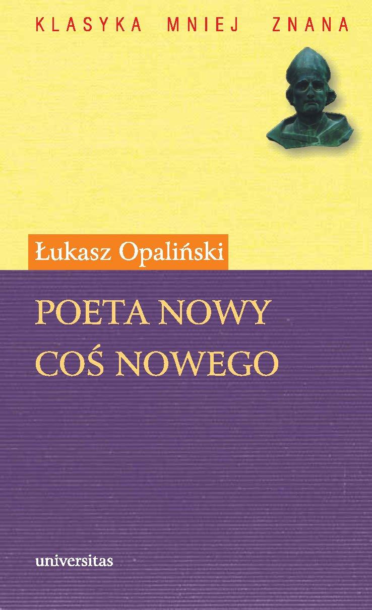 Poeta nowy. Coś nowego - Ebook (Książka PDF) do pobrania w formacie PDF
