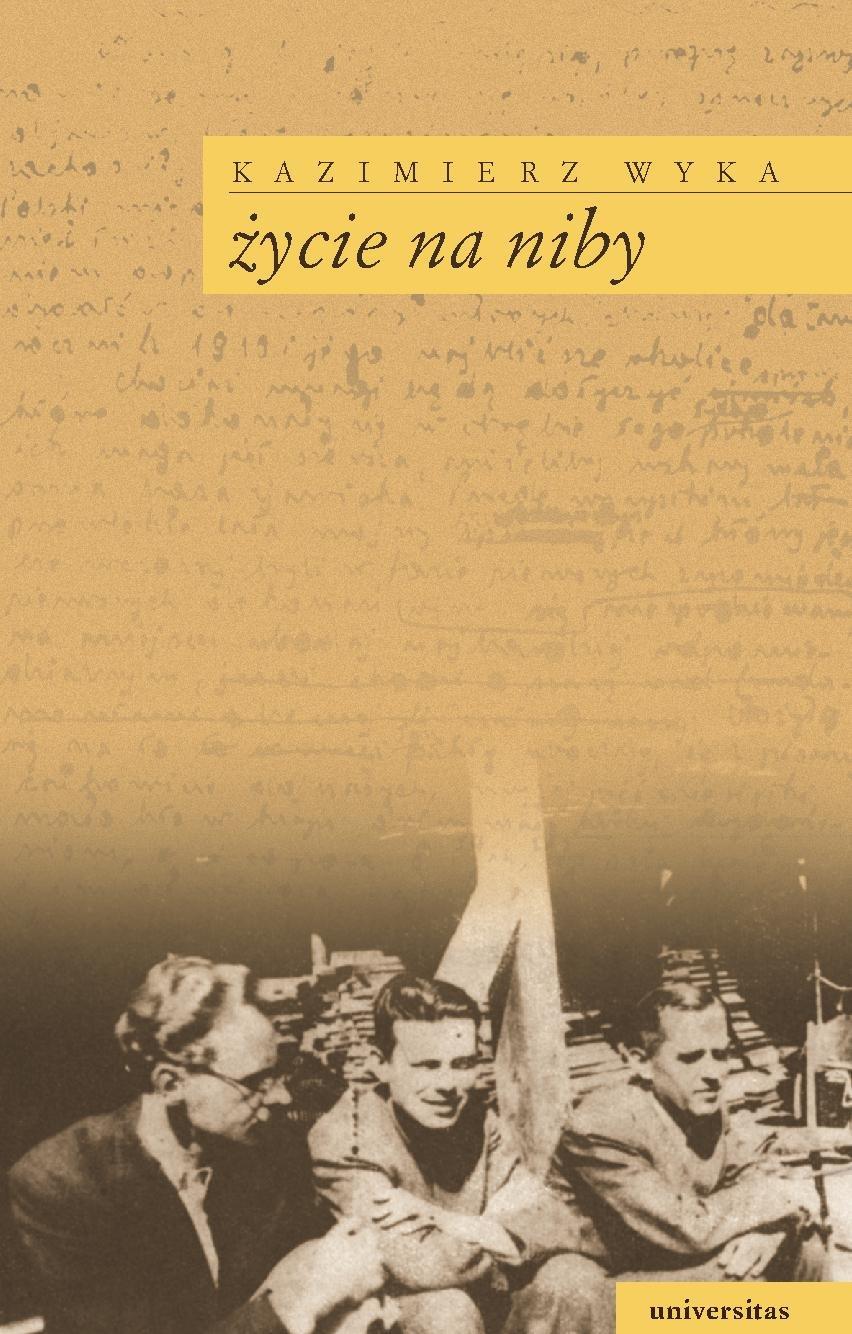 Życie na niby - Ebook (Książka PDF) do pobrania w formacie PDF