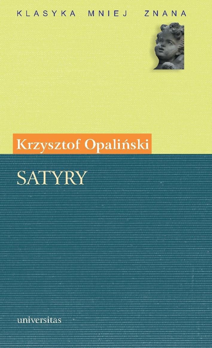 Satyry - Ebook (Książka PDF) do pobrania w formacie PDF