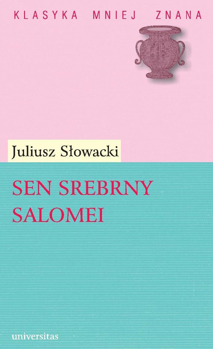 Sen srebrny Salomei - Ebook (Książka PDF) do pobrania w formacie PDF
