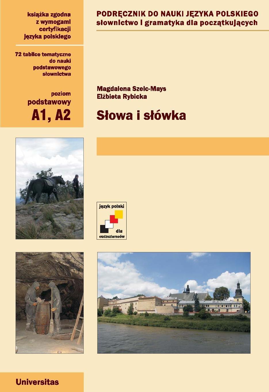 Słowa i słówka - Ebook (Książka PDF) do pobrania w formacie PDF