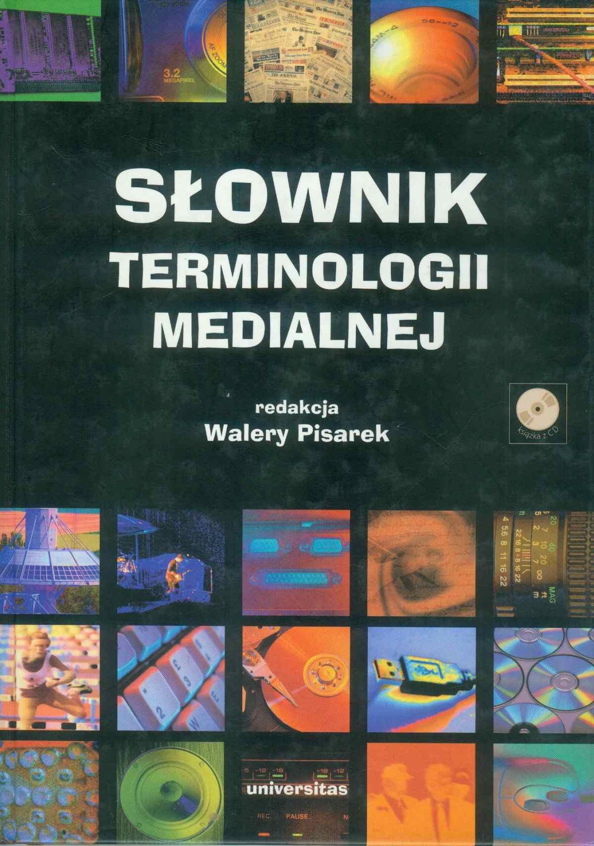 Słownik terminologii medialnej - Ebook (Książka PDF) do pobrania w formacie PDF