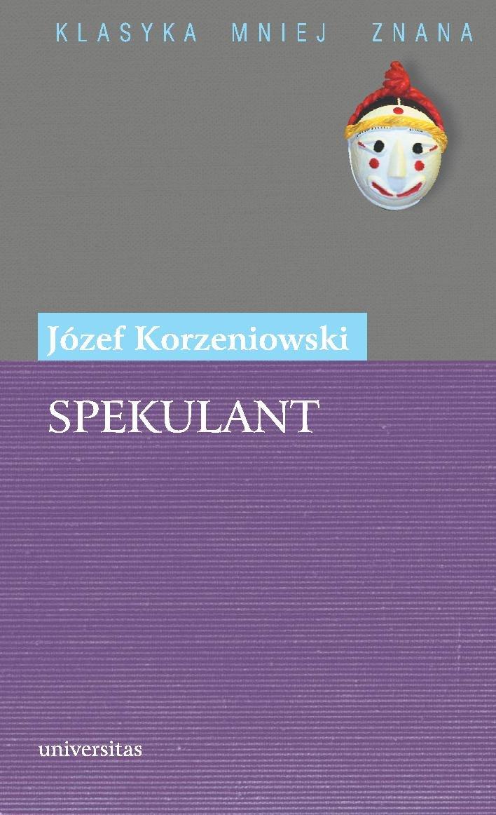 Spekulant - Ebook (Książka PDF) do pobrania w formacie PDF