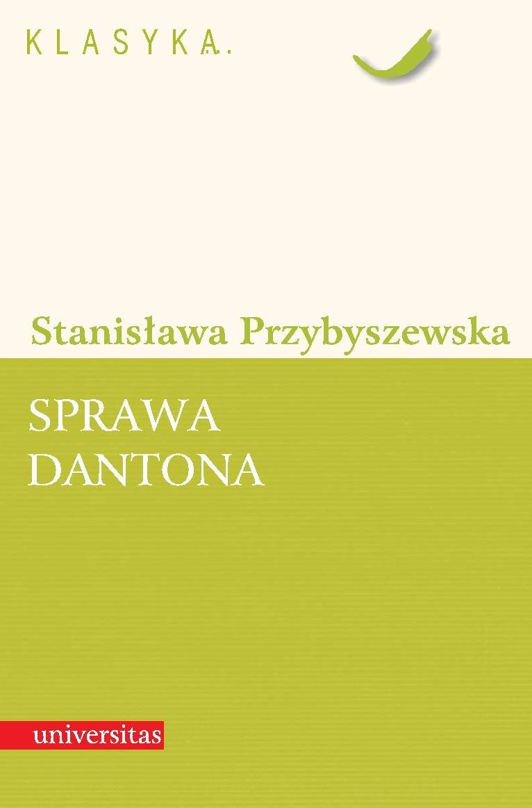 Sprawa Dantona - Ebook (Książka PDF) do pobrania w formacie PDF