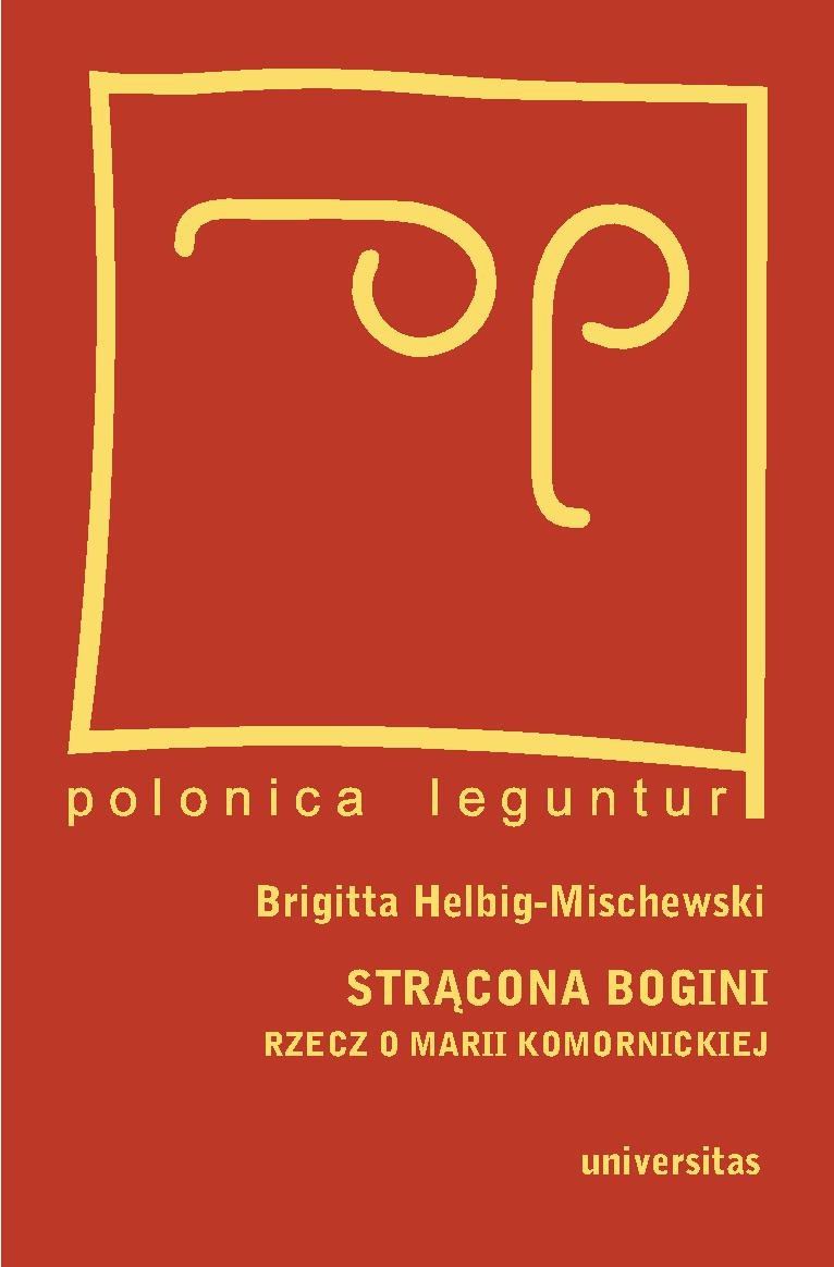 Strącona bogini - Ebook (Książka PDF) do pobrania w formacie PDF