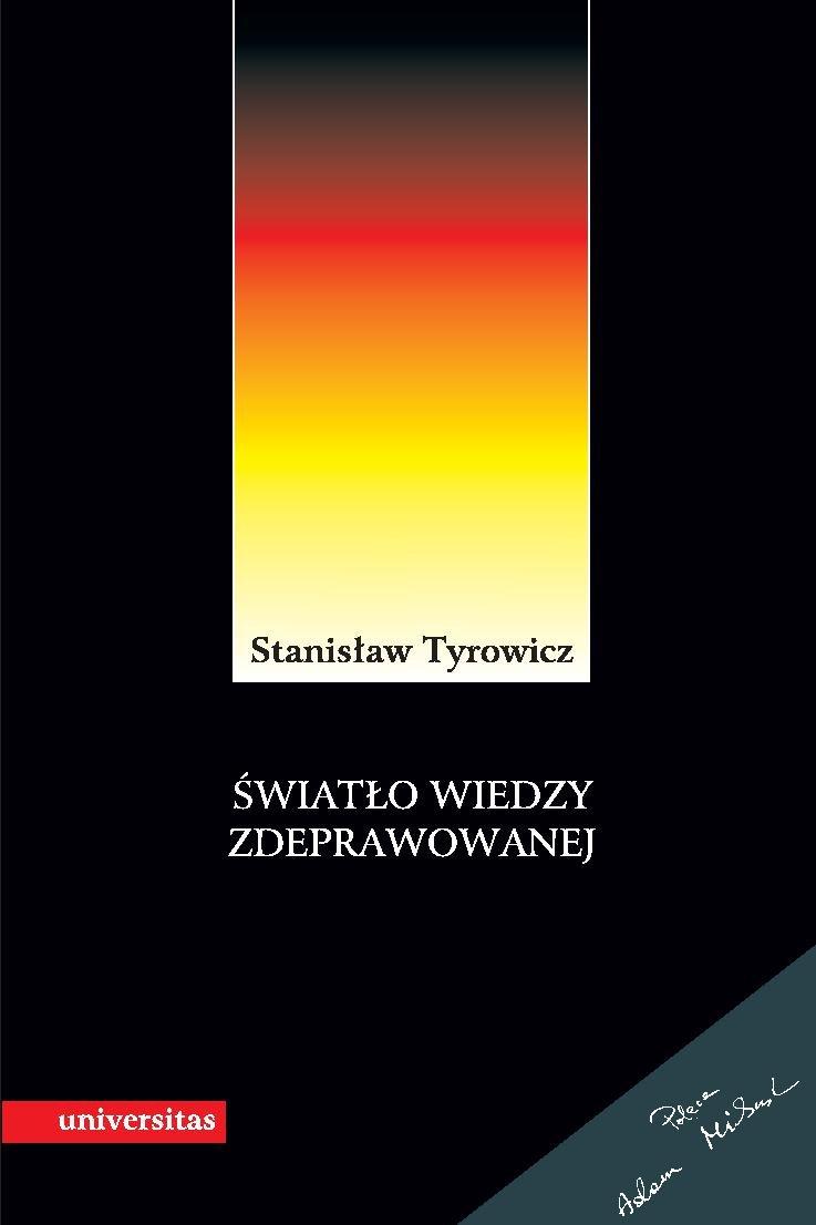 Światło wiedzy zdeprawowanej - Ebook (Książka PDF) do pobrania w formacie PDF