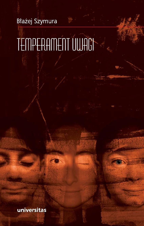Temperament uwagi - Ebook (Książka PDF) do pobrania w formacie PDF