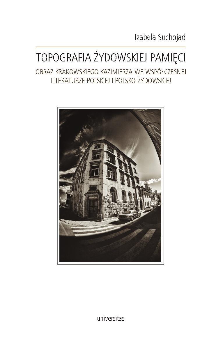 Topografia żydowskiej pamięci - Ebook (Książka PDF) do pobrania w formacie PDF