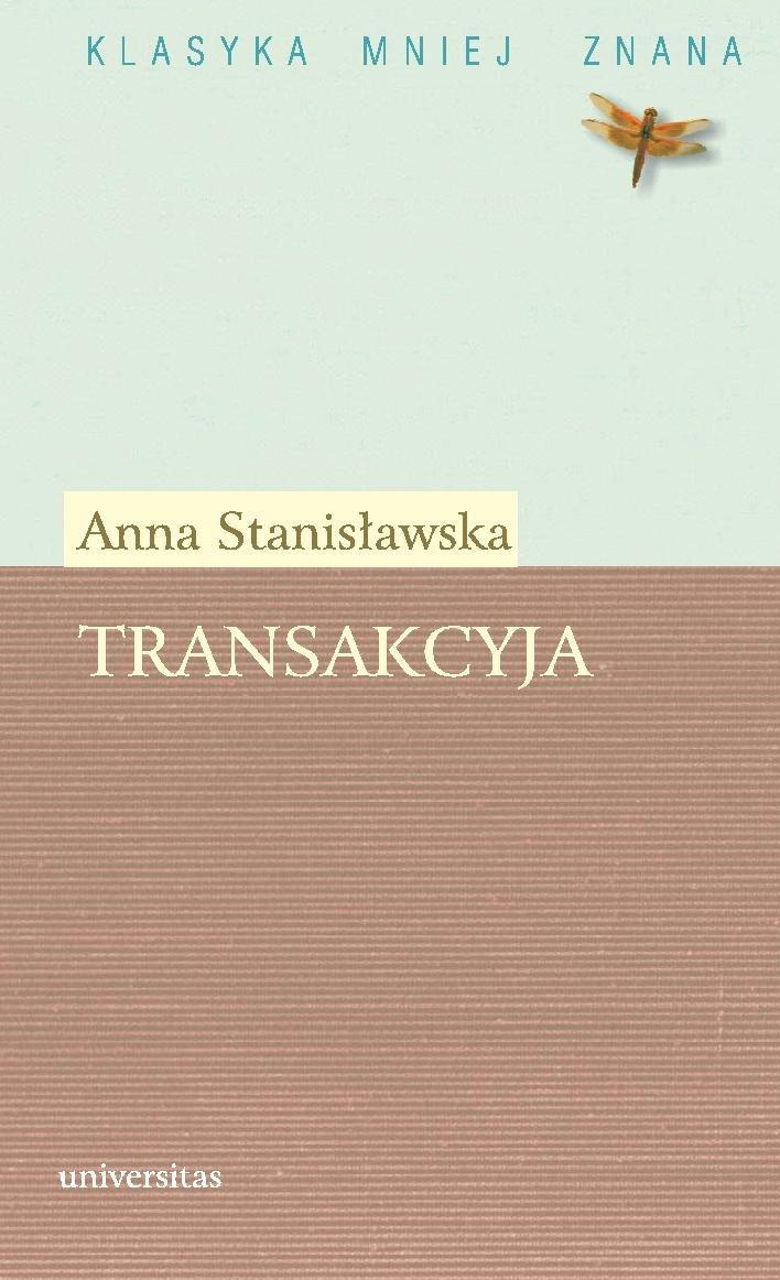 Transakcyja - Ebook (Książka PDF) do pobrania w formacie PDF