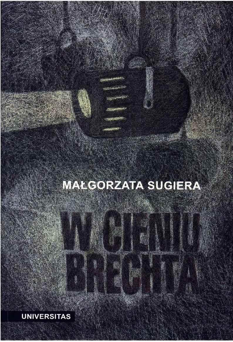 W cieniu Brechta - Ebook (Książka PDF) do pobrania w formacie PDF