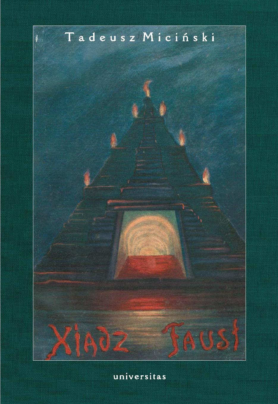 Xiądz Faust - Ebook (Książka PDF) do pobrania w formacie PDF