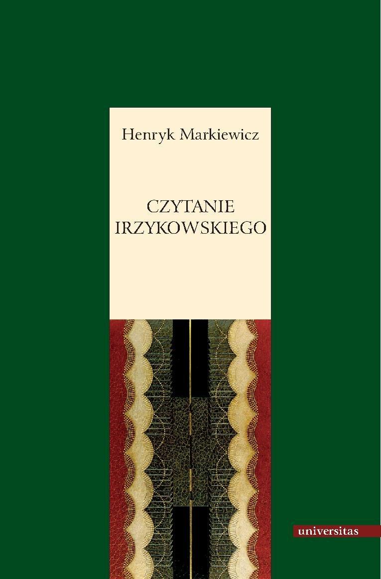 Czytanie Irzykowskiego - Ebook (Książka PDF) do pobrania w formacie PDF