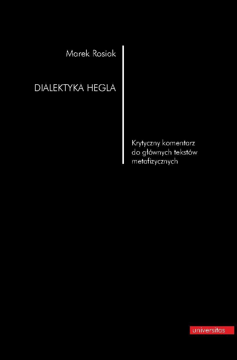 Dialektyka Hegla - Ebook (Książka PDF) do pobrania w formacie PDF