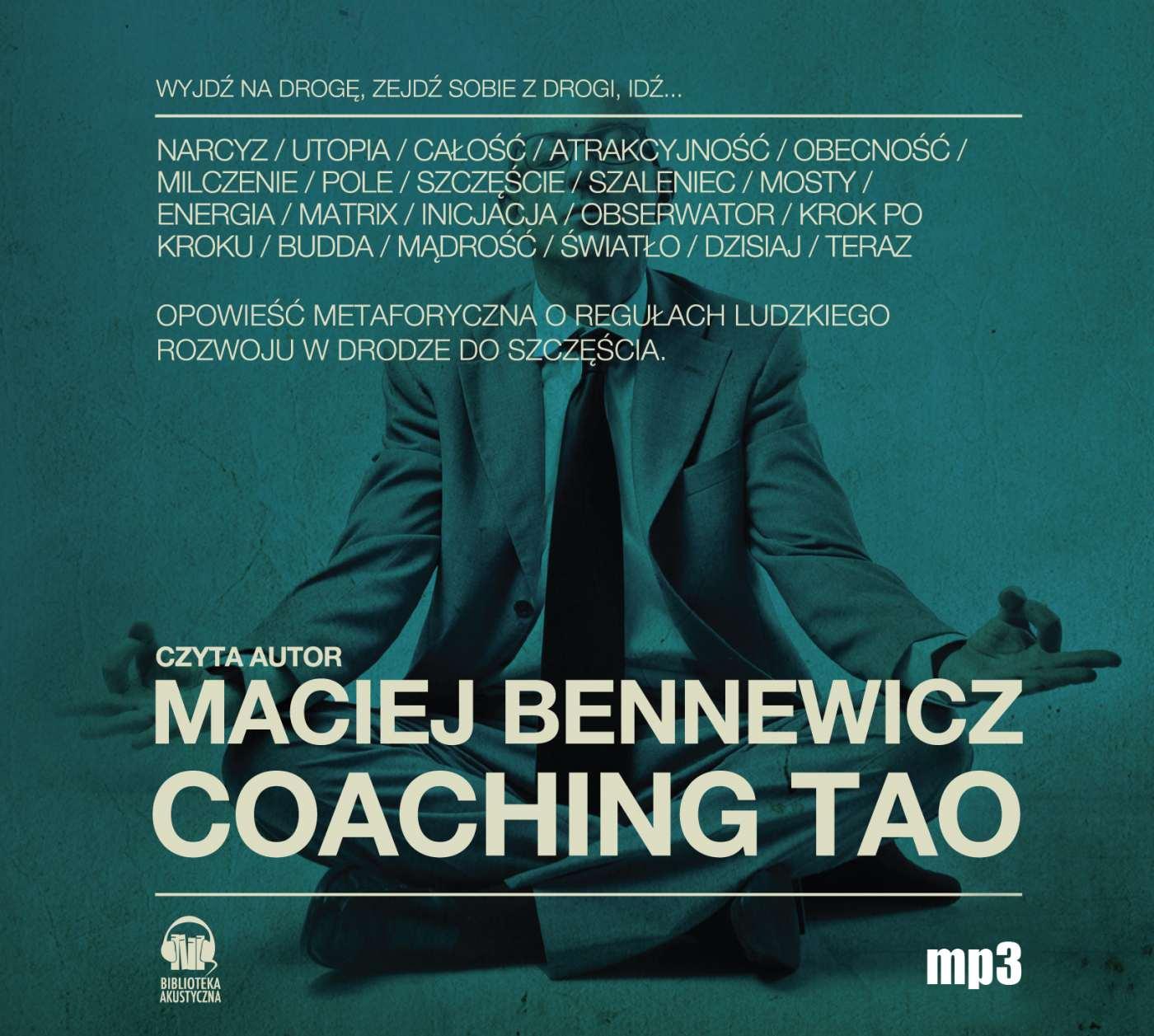 Coaching Tao - Audiobook (Książka audio MP3) do pobrania w całości w archiwum ZIP
