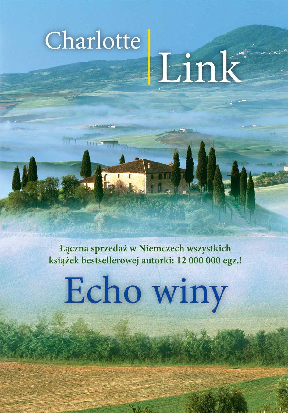 Echo winy - Ebook (Książka EPUB) do pobrania w formacie EPUB