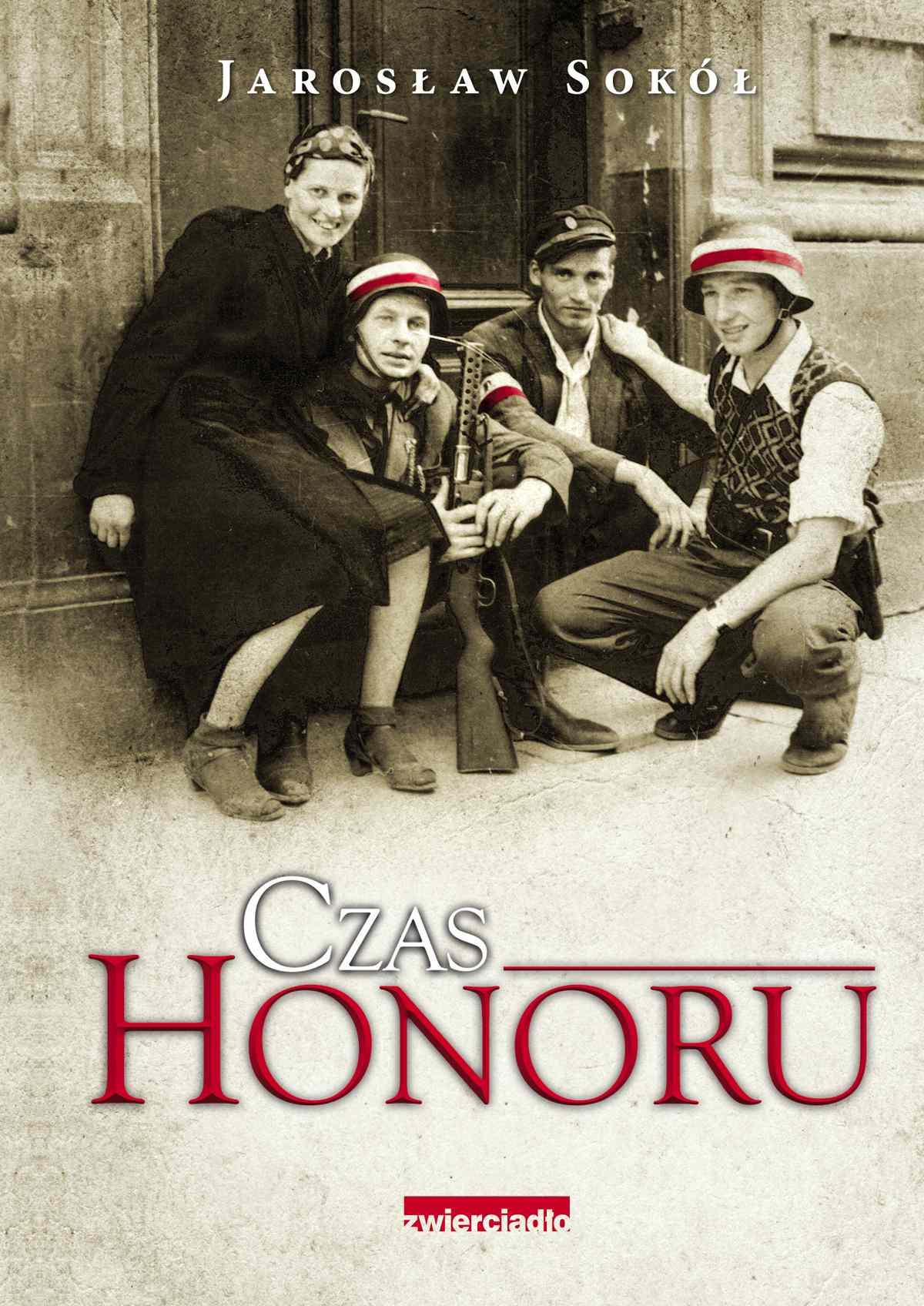 Czas honoru - Ebook (Książka EPUB) do pobrania w formacie EPUB