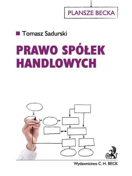 Prawo spółek handlowych - Ebook (Książka PDF) do pobrania w formacie PDF
