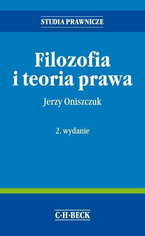 Filozofia i teoria prawa - Ebook (Książka PDF) do pobrania w formacie PDF