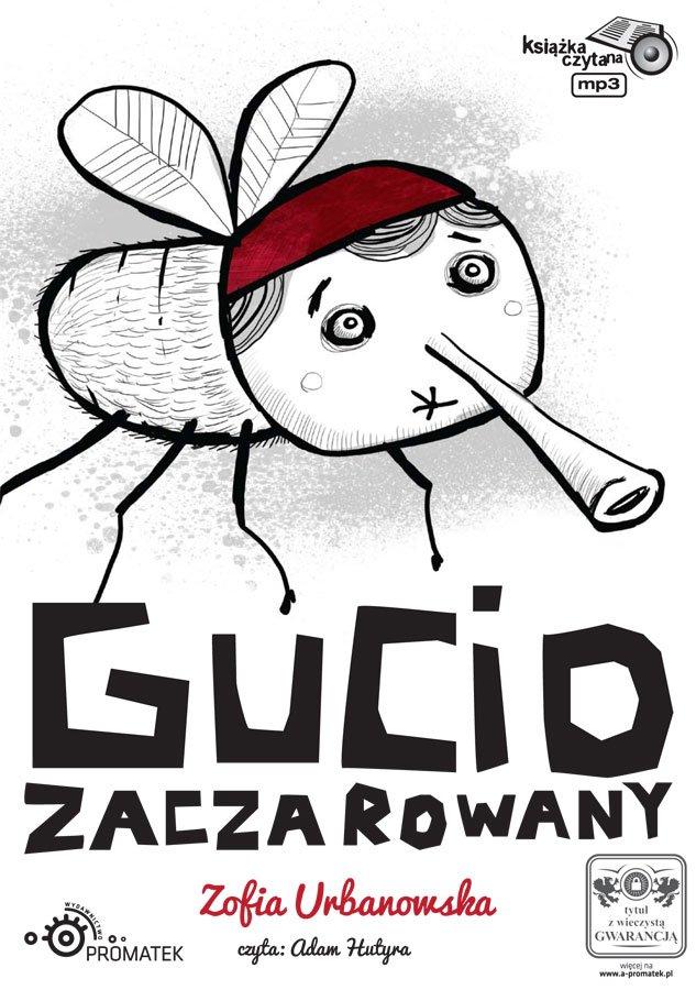 Gucio zaczarowany - Audiobook (Książka audio MP3) do pobrania w całości w archiwum ZIP