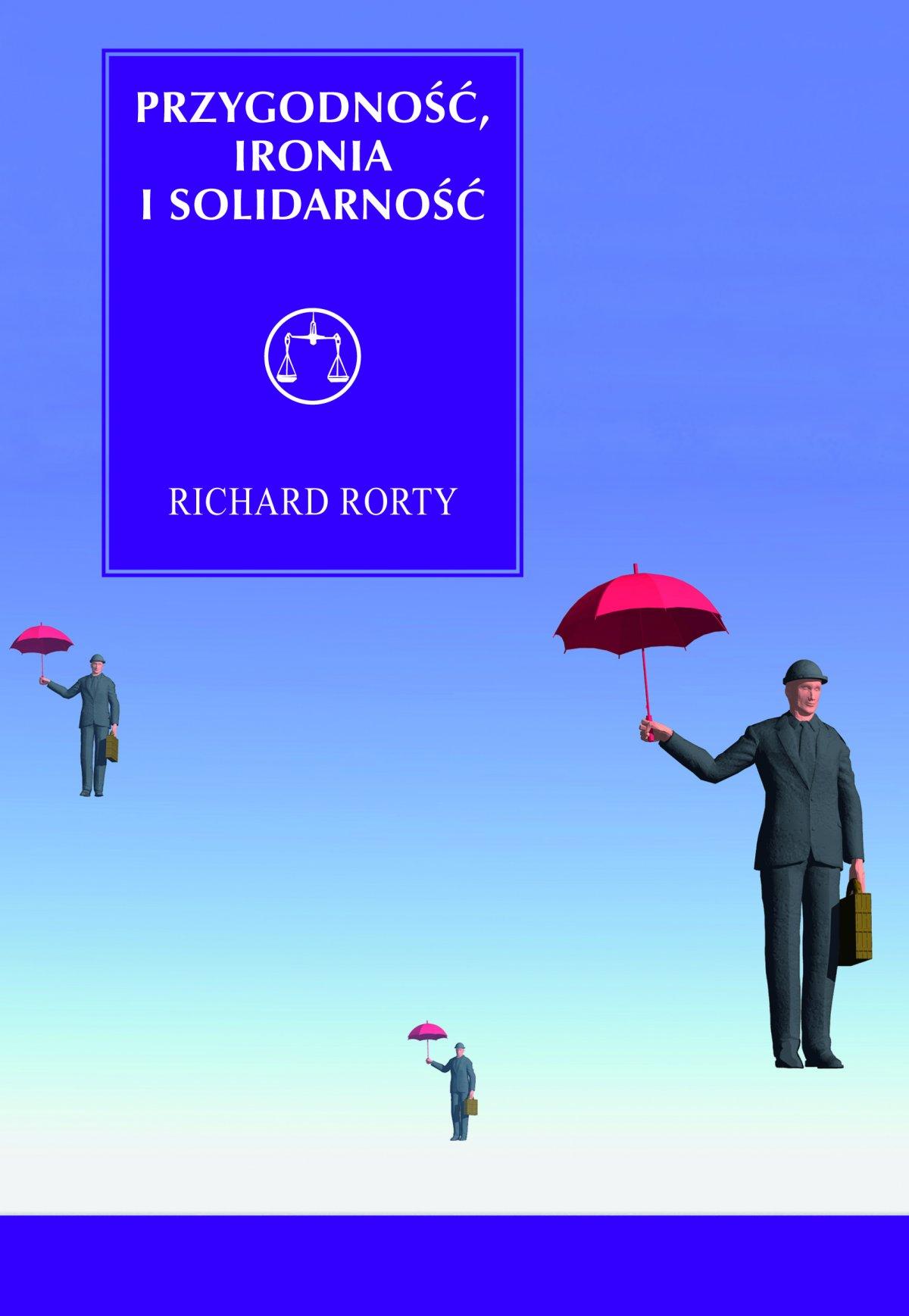 Przygodność, ironia i solidarność - Ebook (Książka EPUB) do pobrania w formacie EPUB