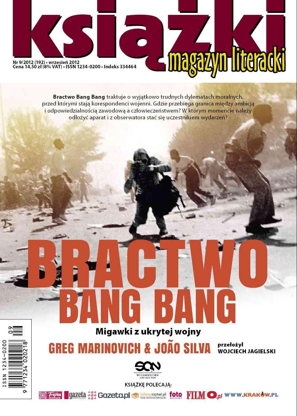 Magazyn Literacki KSIĄŻKI - nr 9/2012 (192) - Ebook (Książka PDF) do pobrania w formacie PDF