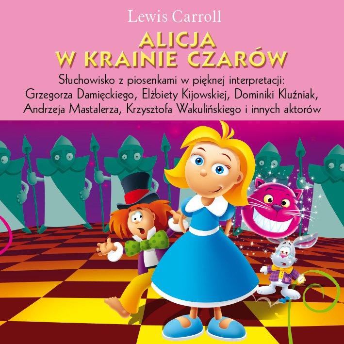 Alicja w krainie czarów - Audiobook (Książka audio MP3) do pobrania w całości w archiwum ZIP